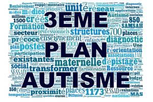 3e plan autisme
