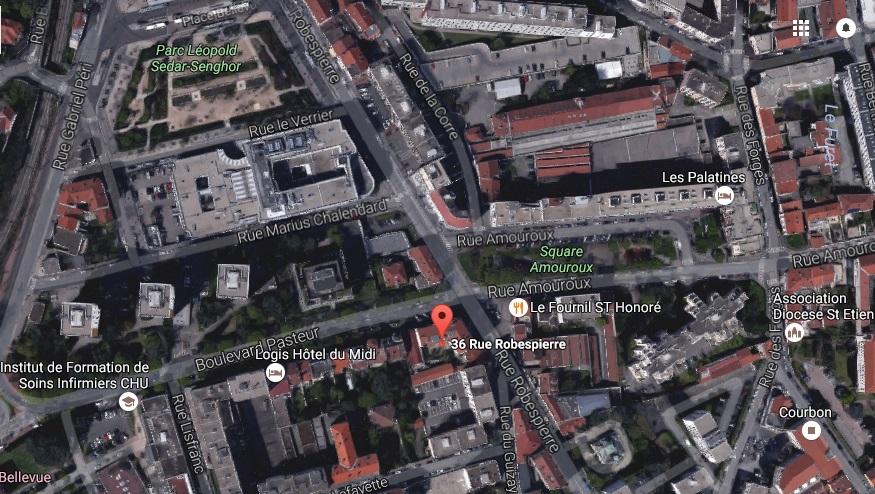 36 rue Robespierre